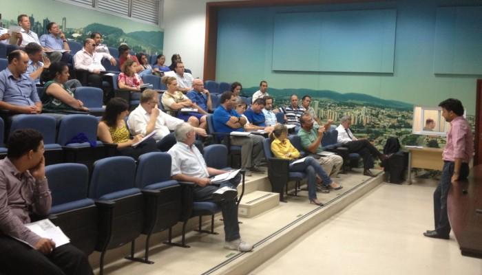 Professor Sidney - 10-02-2014 - Auditório PMJ